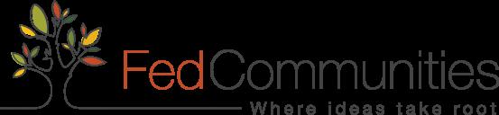 Fed Communities logo