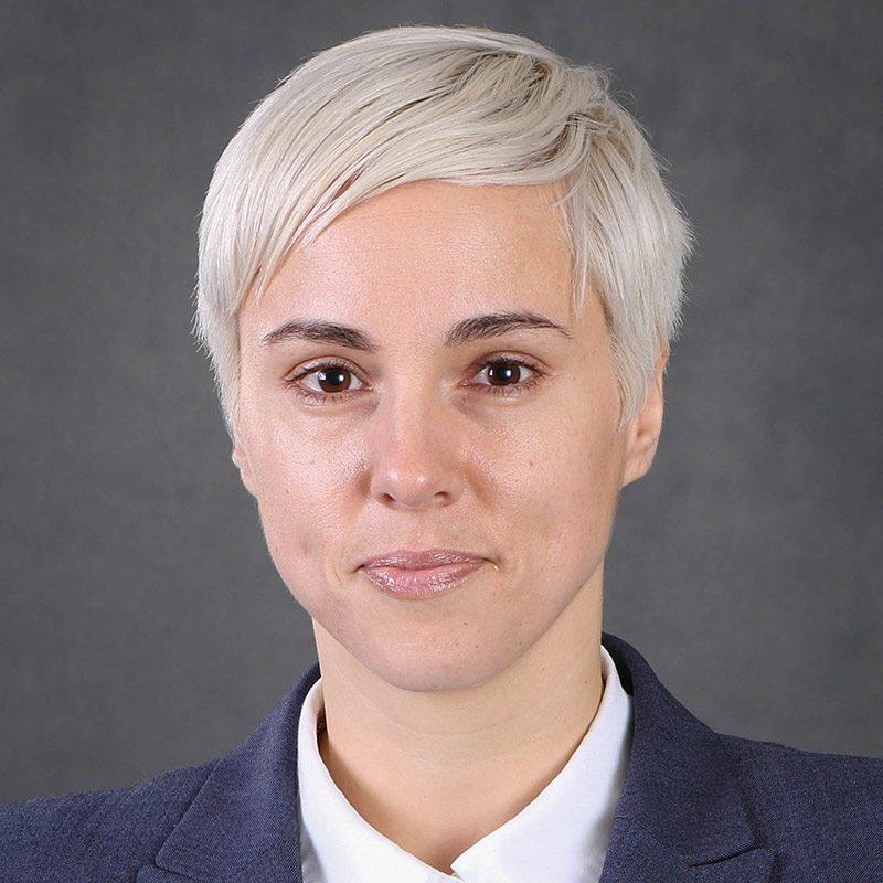 Headshot photo of Marija