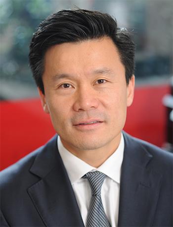 James Wang, president and CEO, Asian Bank