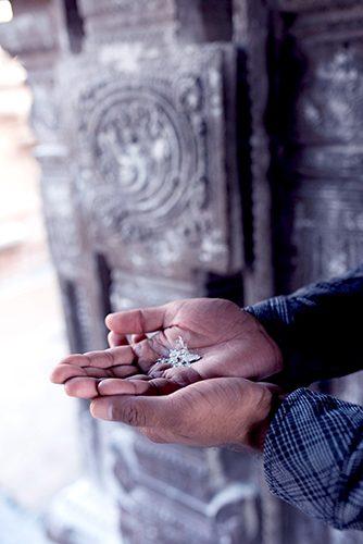 Vijay Palaparty Hands