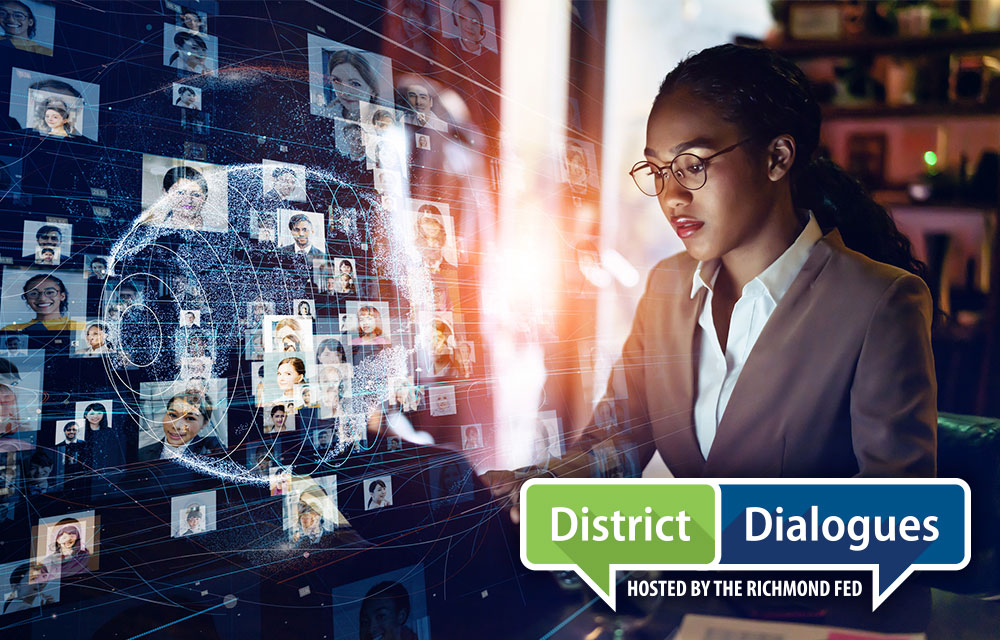 District Dialog Connecting People to Jobs