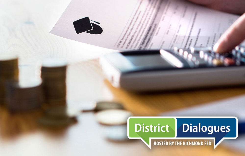 District Dialogue Investing in Education