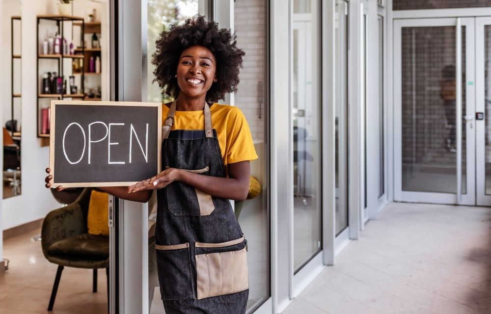 Minority owned small business