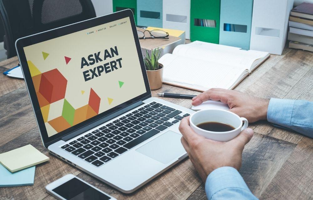 Ask an expert webinar