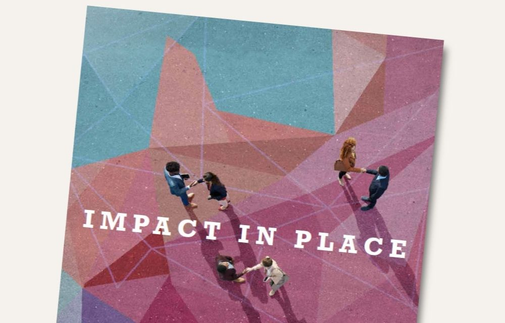 Impact In Place report cover