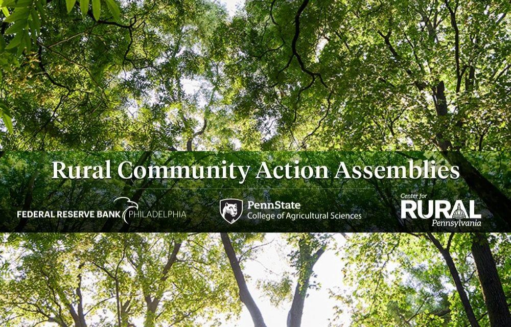 Rural Community Action Assemblies