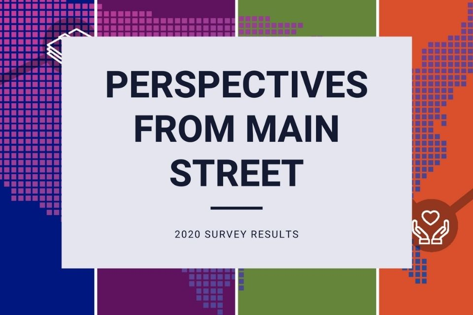 2020 Perspectives from Main Street