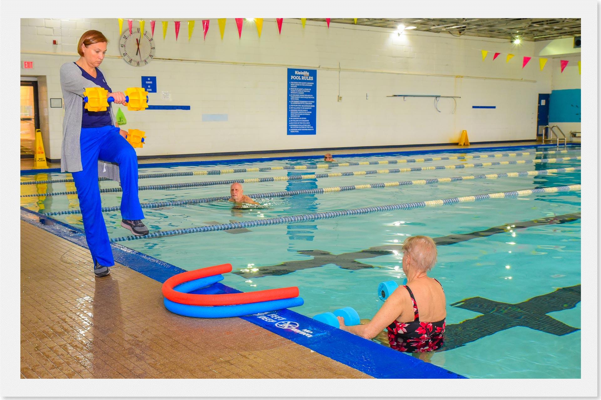 Aquatic Therapy of Chinatown, Philadelphia, PA